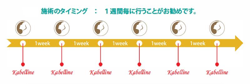 東京銀座レティシアクリニック 脂肪溶解注射カベリン